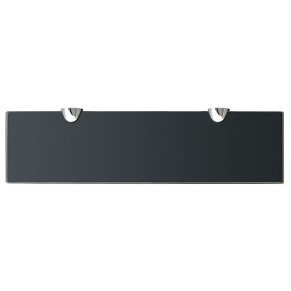 Floating Shelf Glass 40×10 cm 8 mm 3