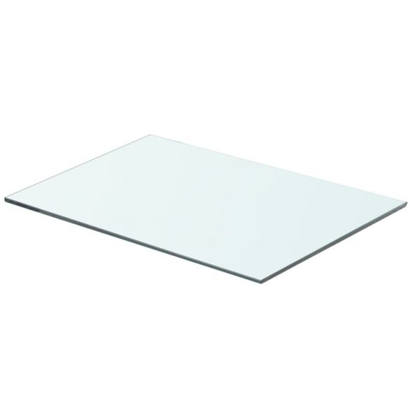 Shelf Panel Glass Clear 50×30 cm 1