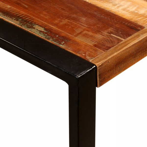 Dining Table Solid Reclaimed Wood 180 cm 10