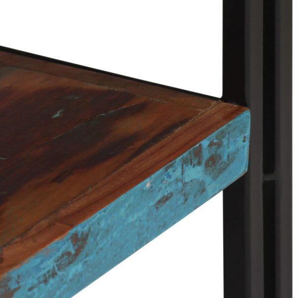 Console Table Solid Reclaimed Wood 120x30x76 cm 5