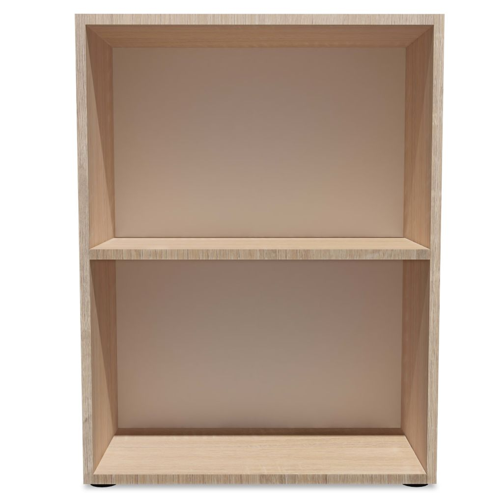 Bookshelf Chipboard 60x31x78 cm Oak 3