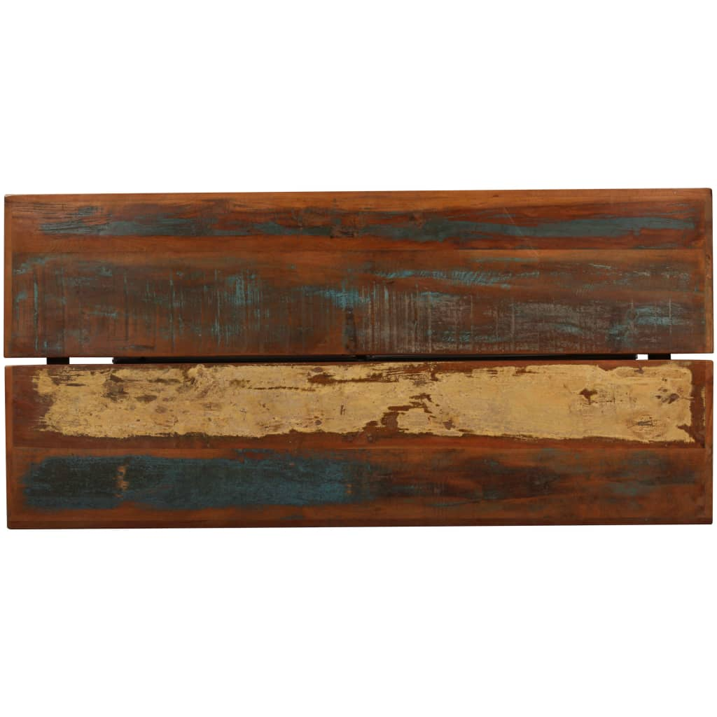 Bar Table 180x70x107 cm Solid Reclaimed Wood 6