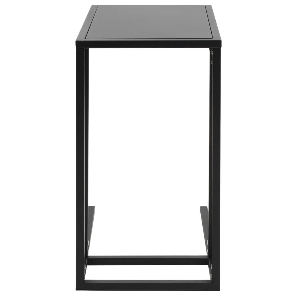 C-Table Metal 35x55x65 cm Black 4