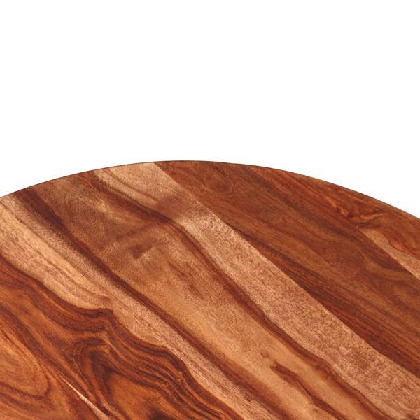 Dining Table Solid Sheesham Wood 120×77 cm 10