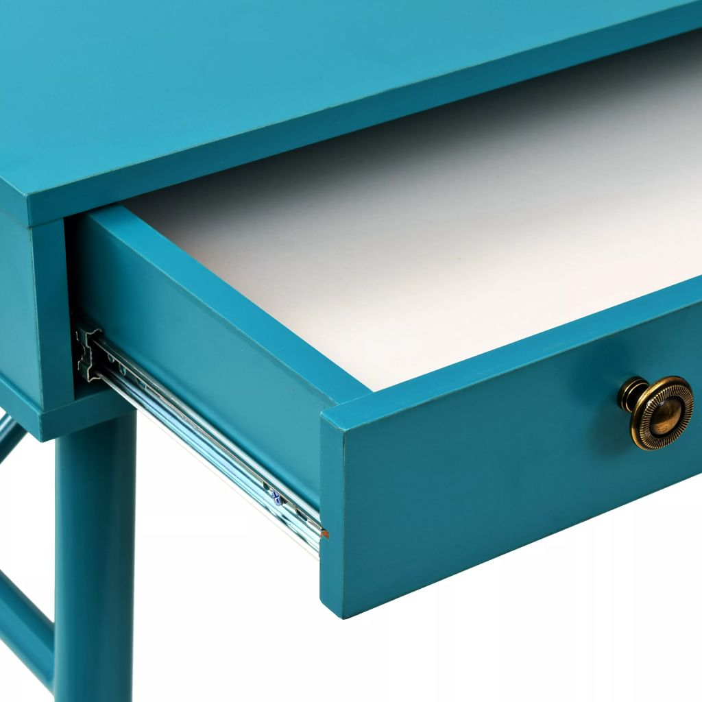 Writing Desk with Drawer 90x50x76
