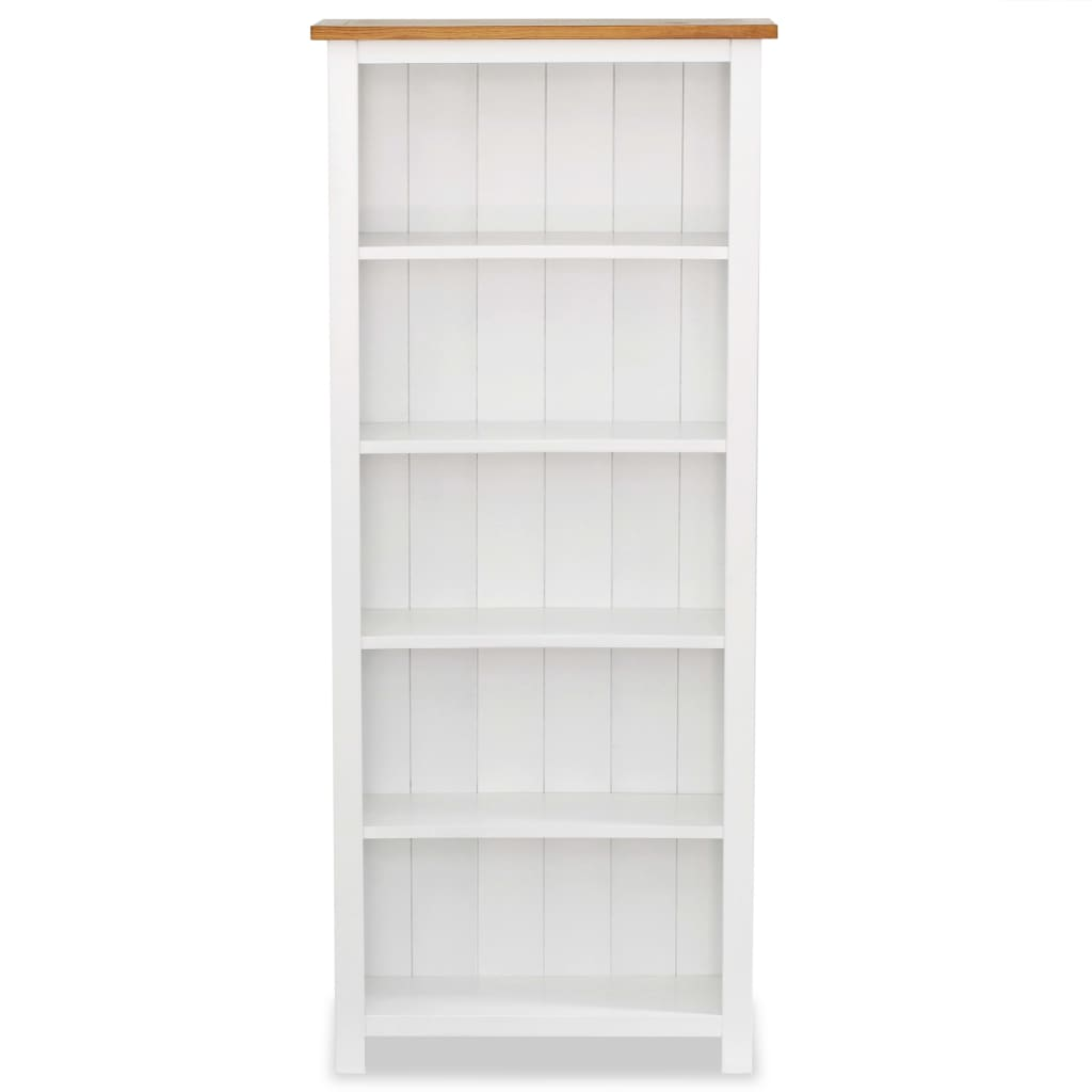 5-Tier Bookcase 60×22
