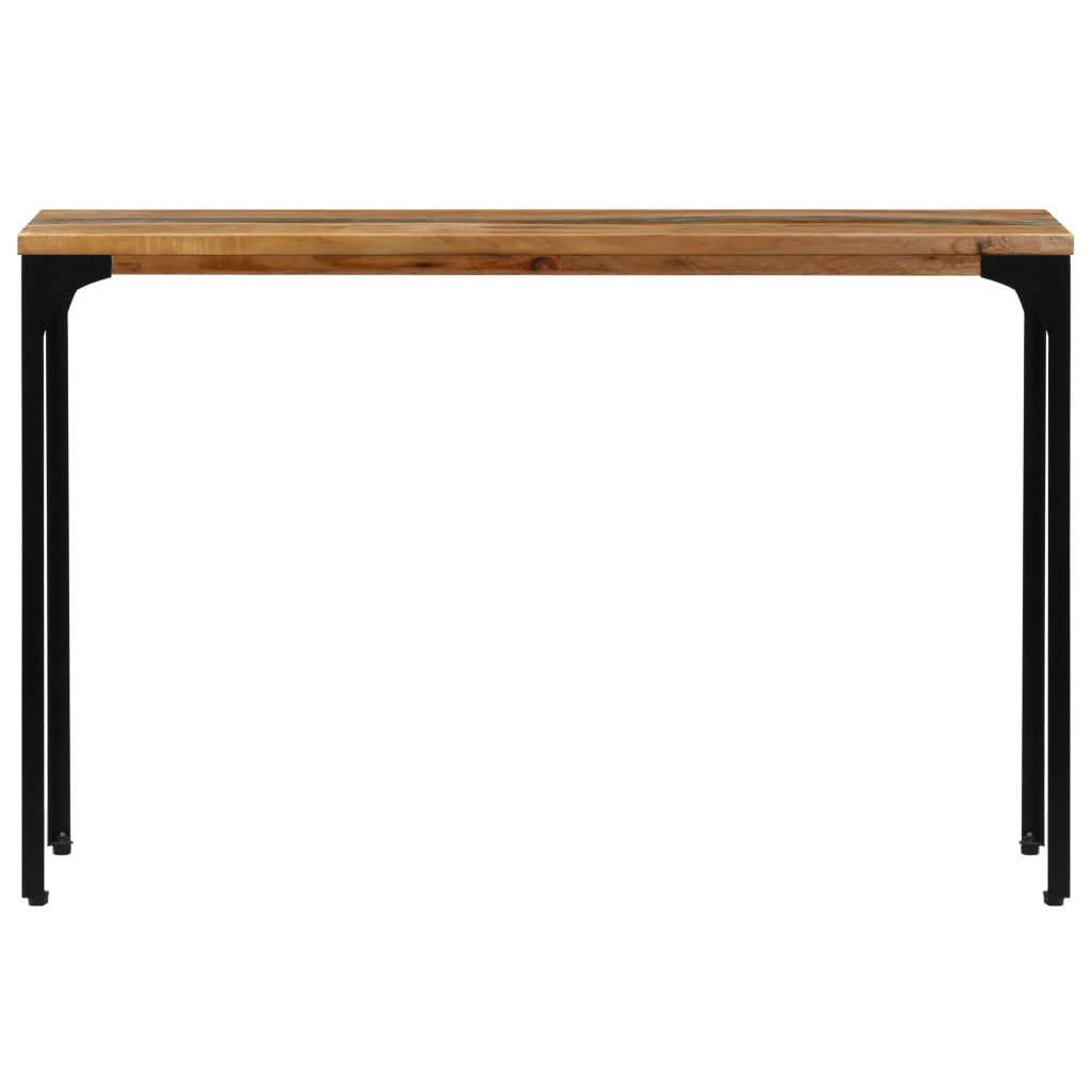 Console Table 120x35x76 cm Solid Reclaimed Wood 3