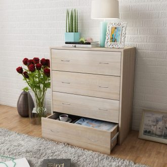 Sideboard with 4 Drawers 60×30