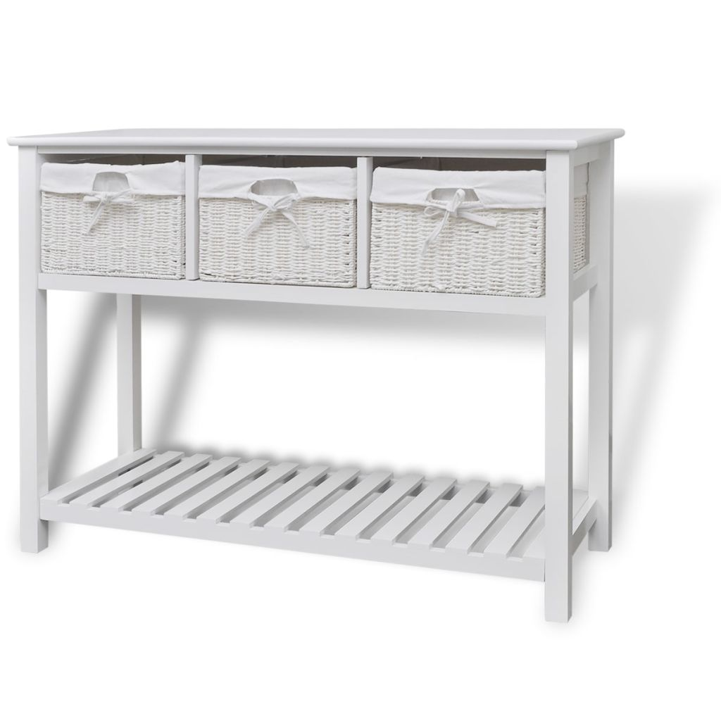 Storage Sideboard White 1