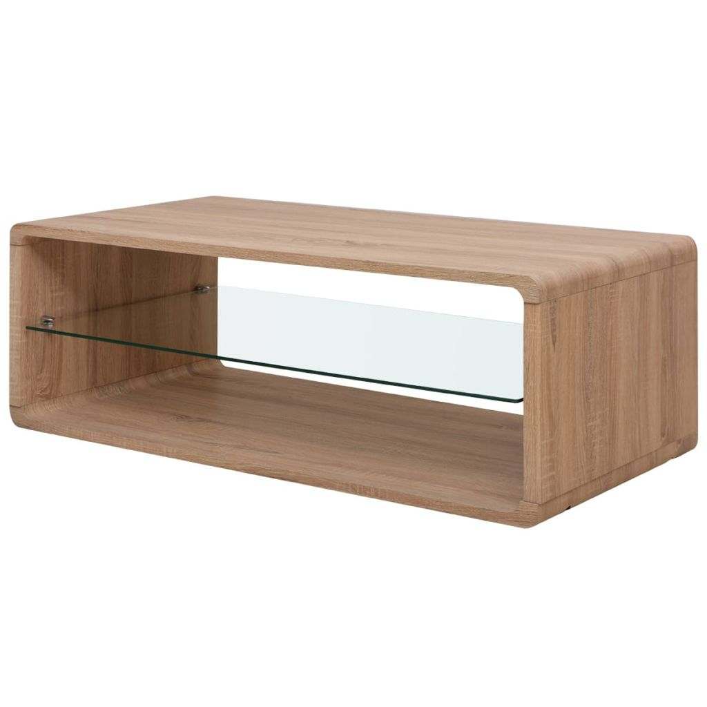 Coffee Table Brown 1