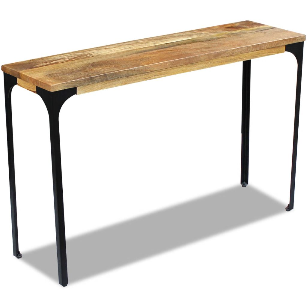 Console Table Mango Wood 120x35x76 cm 1