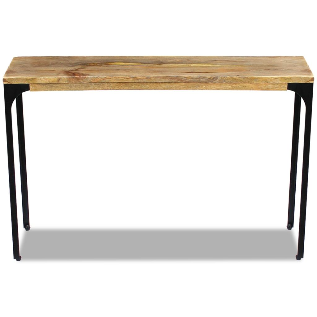 Console Table Mango Wood 120x35x76 cm 6