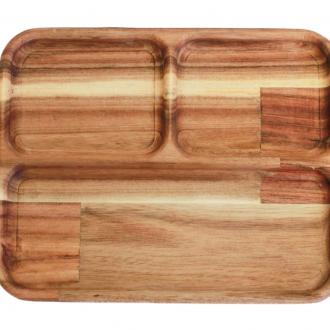 3 Compartment Tray 1