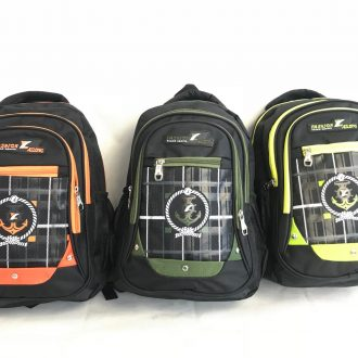 SMALL BACKPACK LIME 1