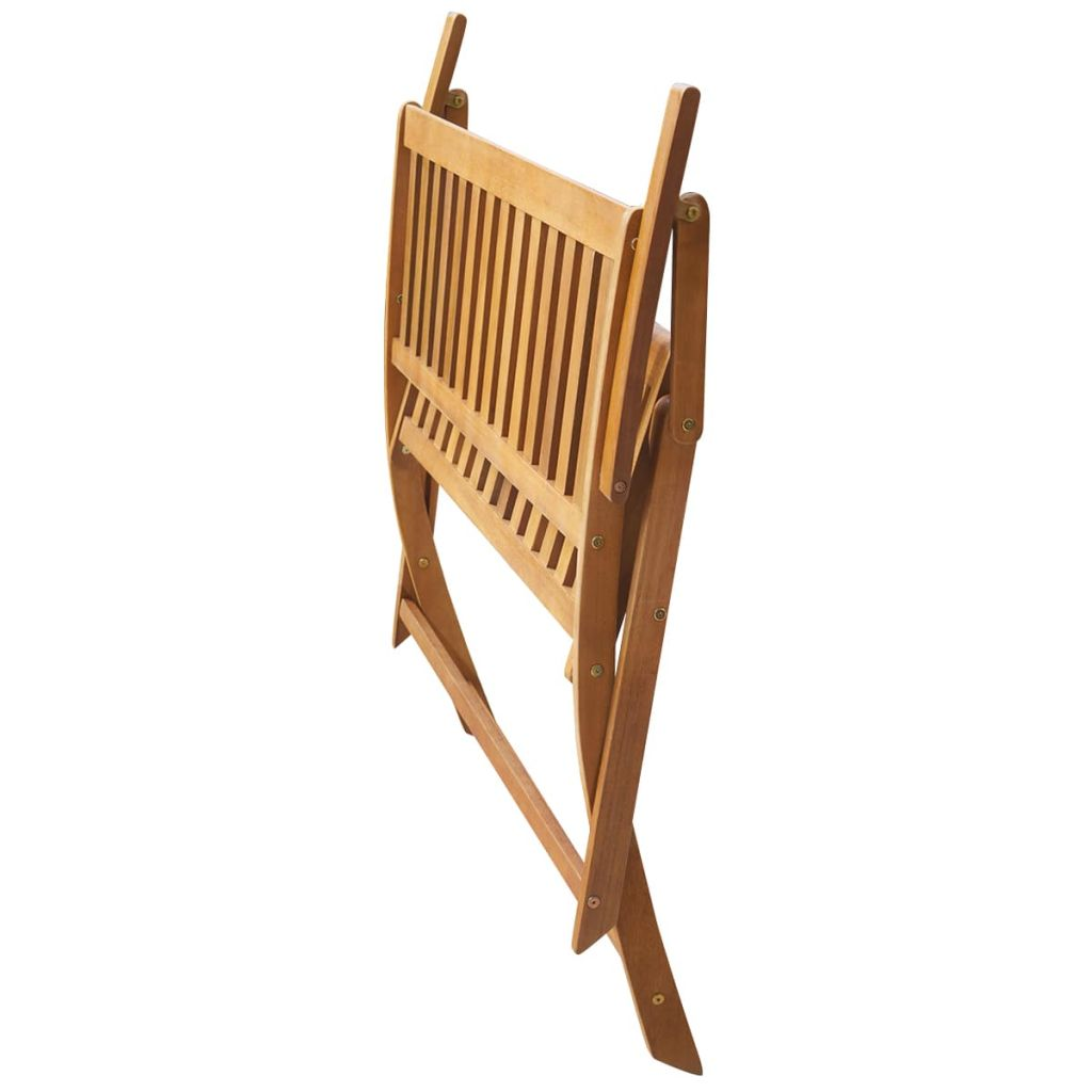 Folding Garden Bench 120 cm Solid Acacia Wood 3