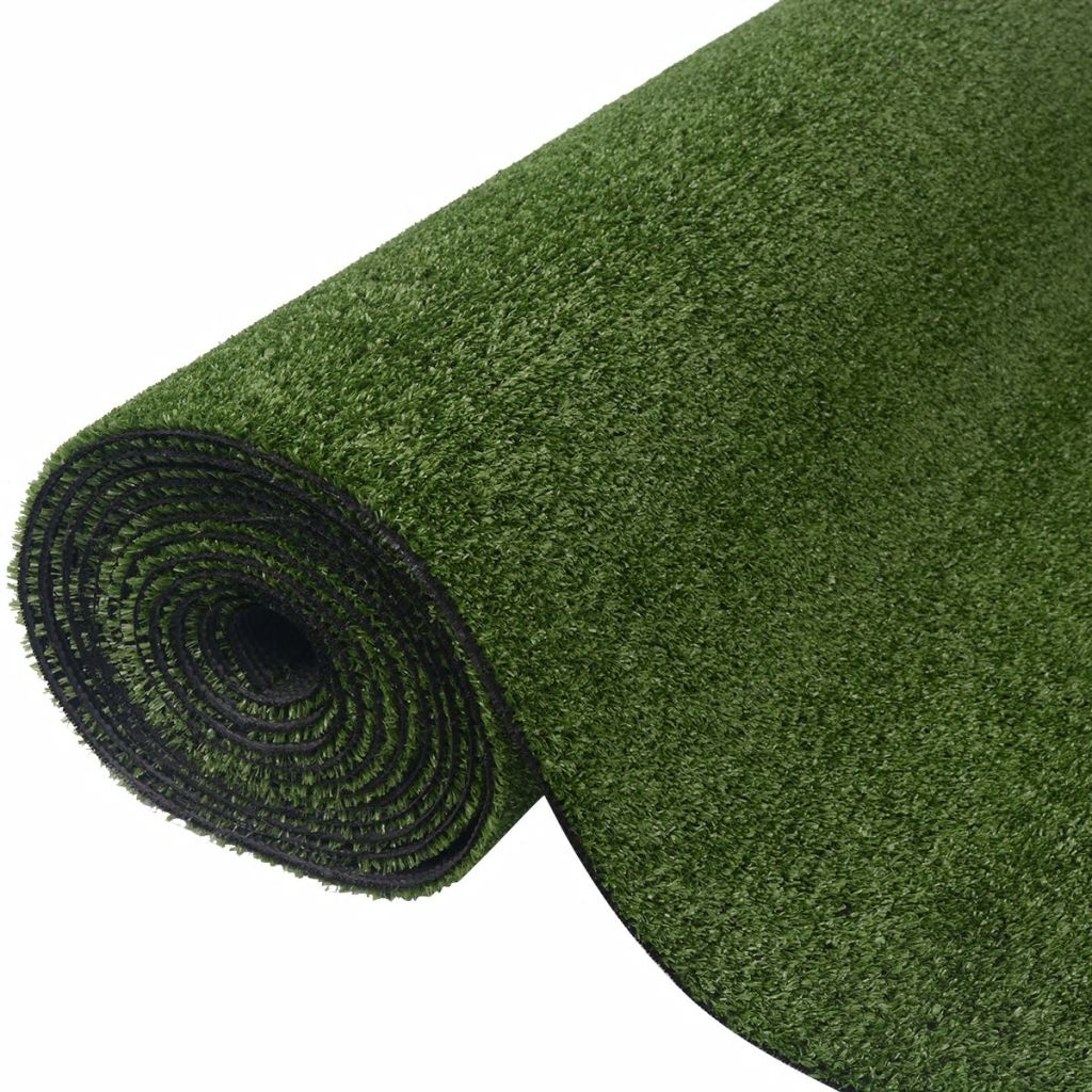 Artificial Grass 1×25 m/7-9 mm Green 1