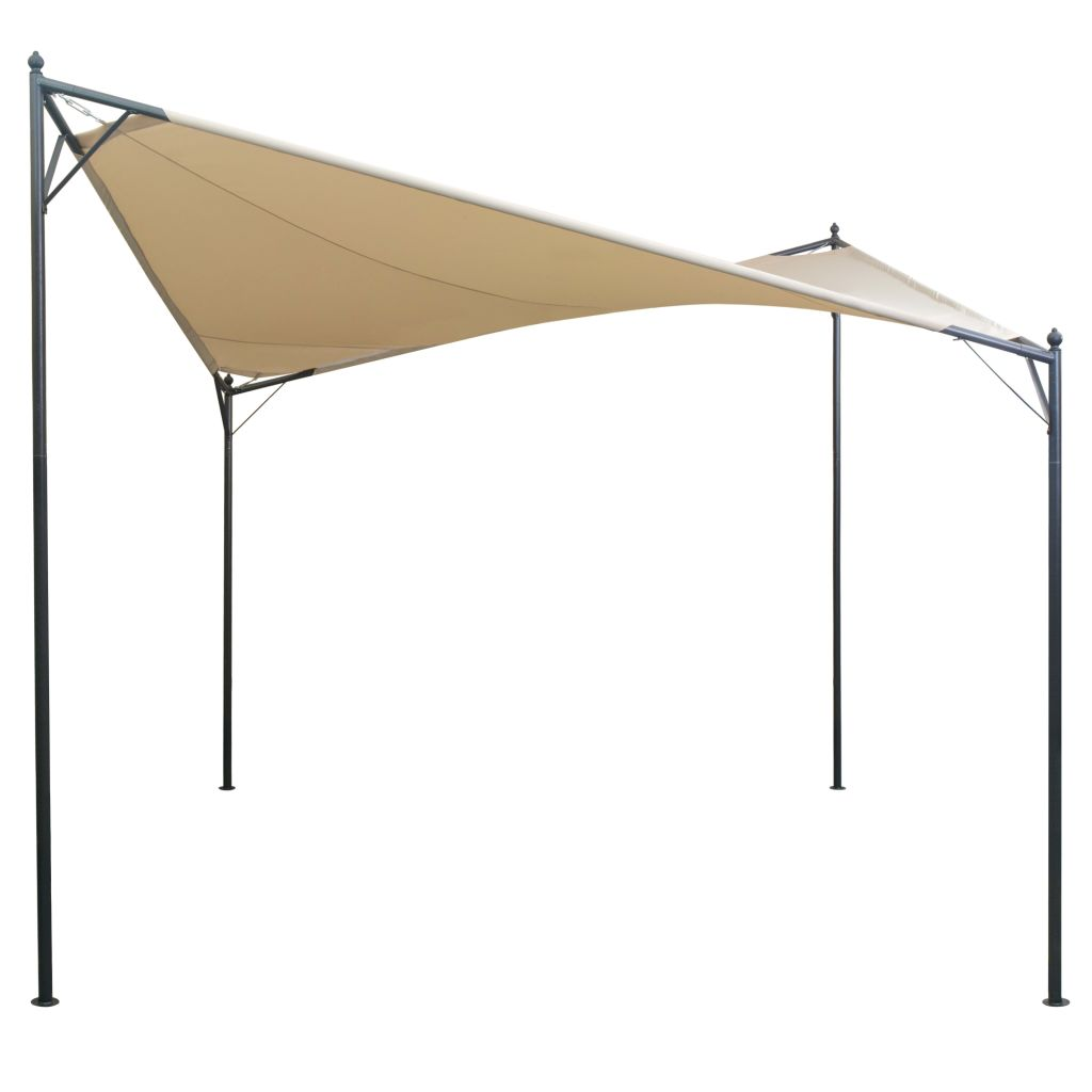Shade Sail Gazebo 3×3 m 2