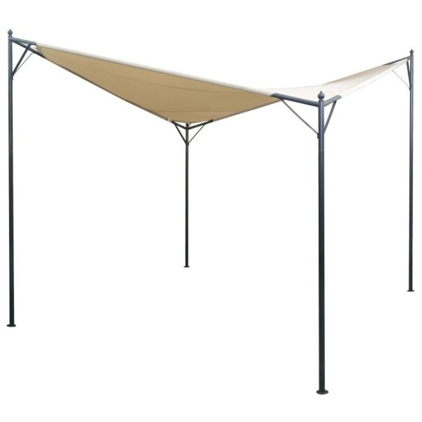 Shade Sail Gazebo 3×3 m 3