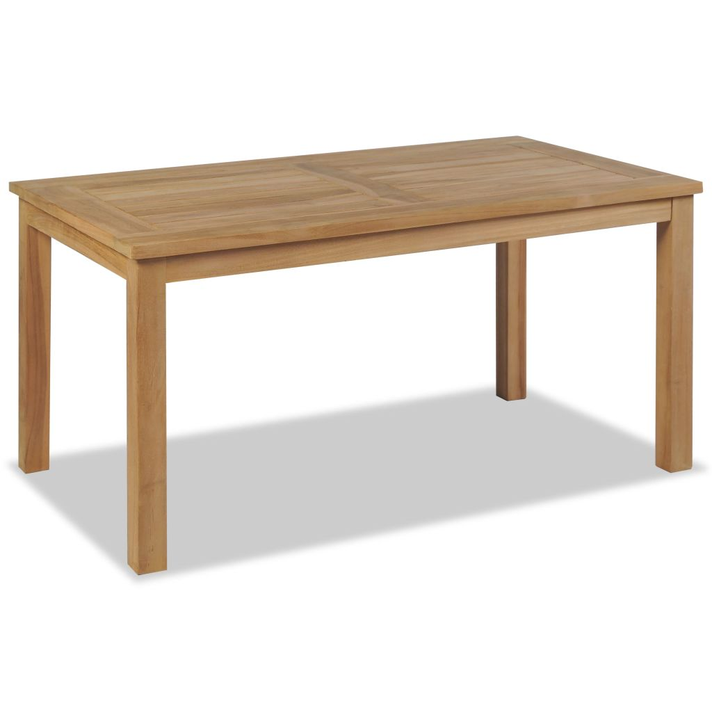 Coffee Table Teak 90x50x45 cm