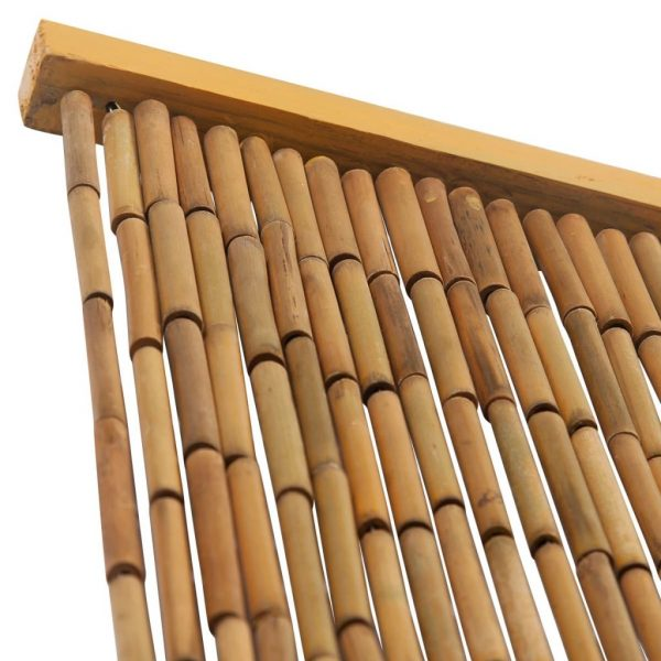 Insect Door Curtain Bamboo 100×200 cm 3