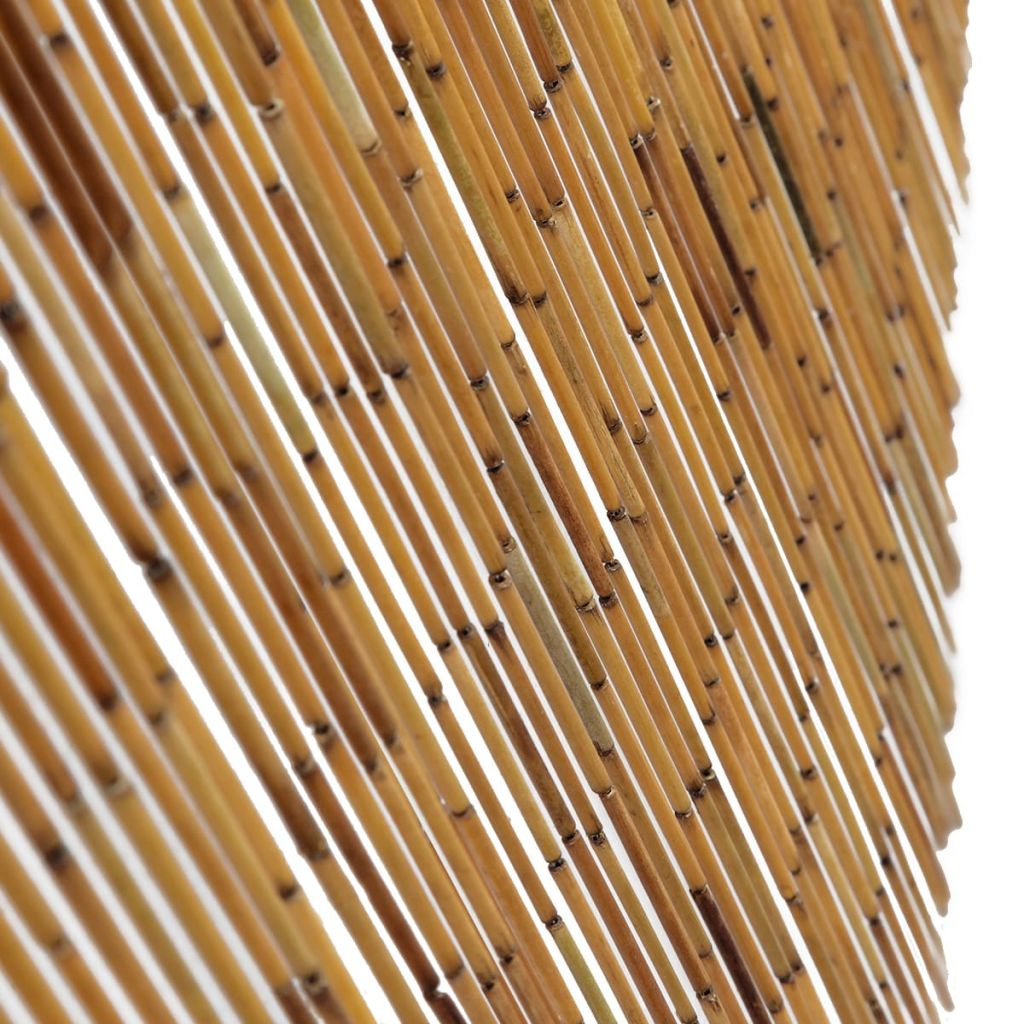 Insect Door Curtain Bamboo 100×200 cm 4