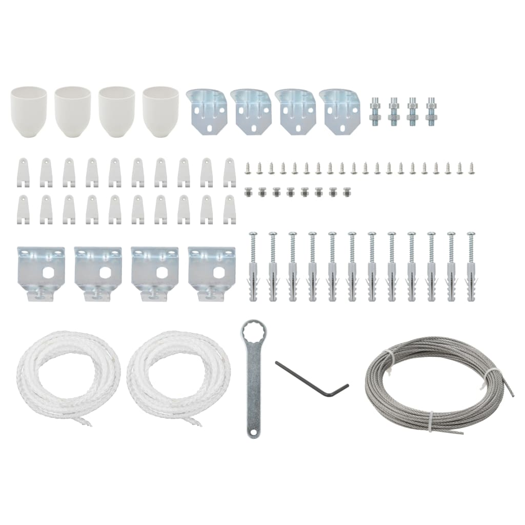 81 Piece Awning Accessory Set