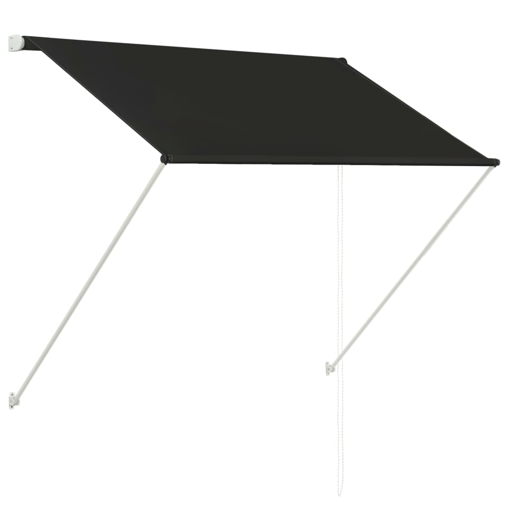 Retractable Awning 150x150 cm Anthracite