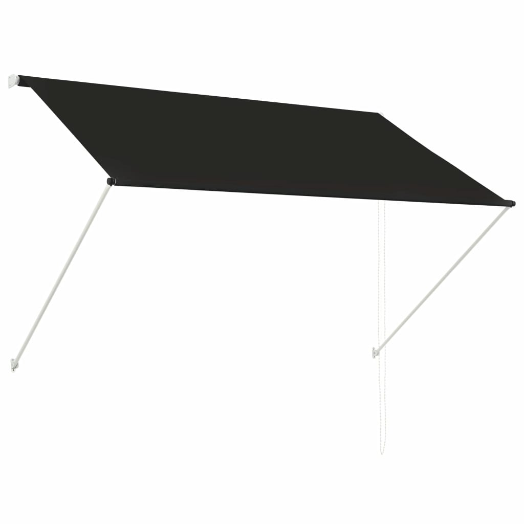 Retractable Awning 200×150 cm Anthracite 1