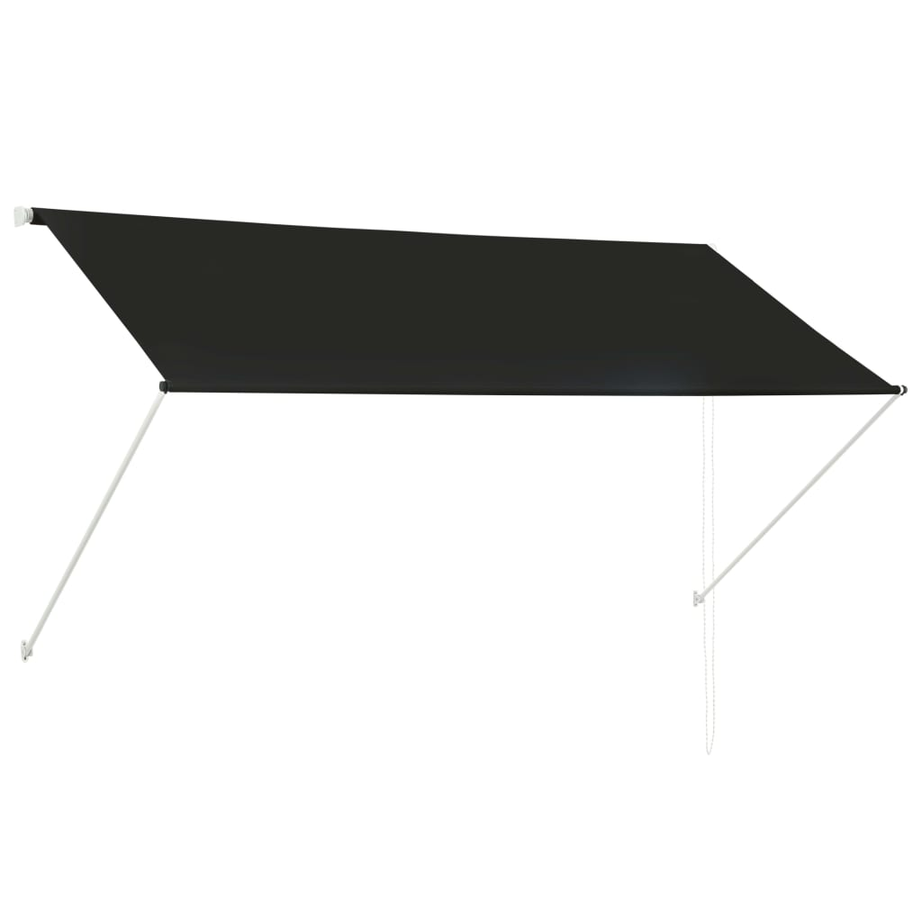Retractable Awning 250x150 cm Anthracite