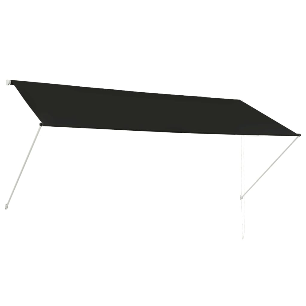 Retractable Awning 300×150 cm Anthracite 1