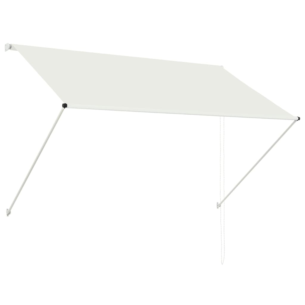 Retractable Awning 200×150 cm Cream 1
