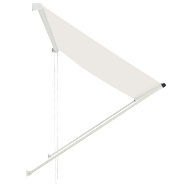 Retractable Awning 200×150 cm Cream 3