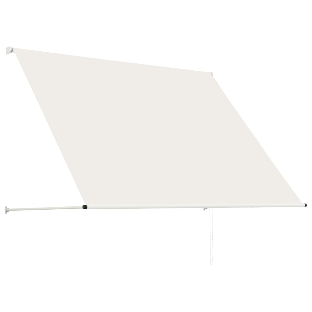 Retractable Awning 200×150 cm Cream 4