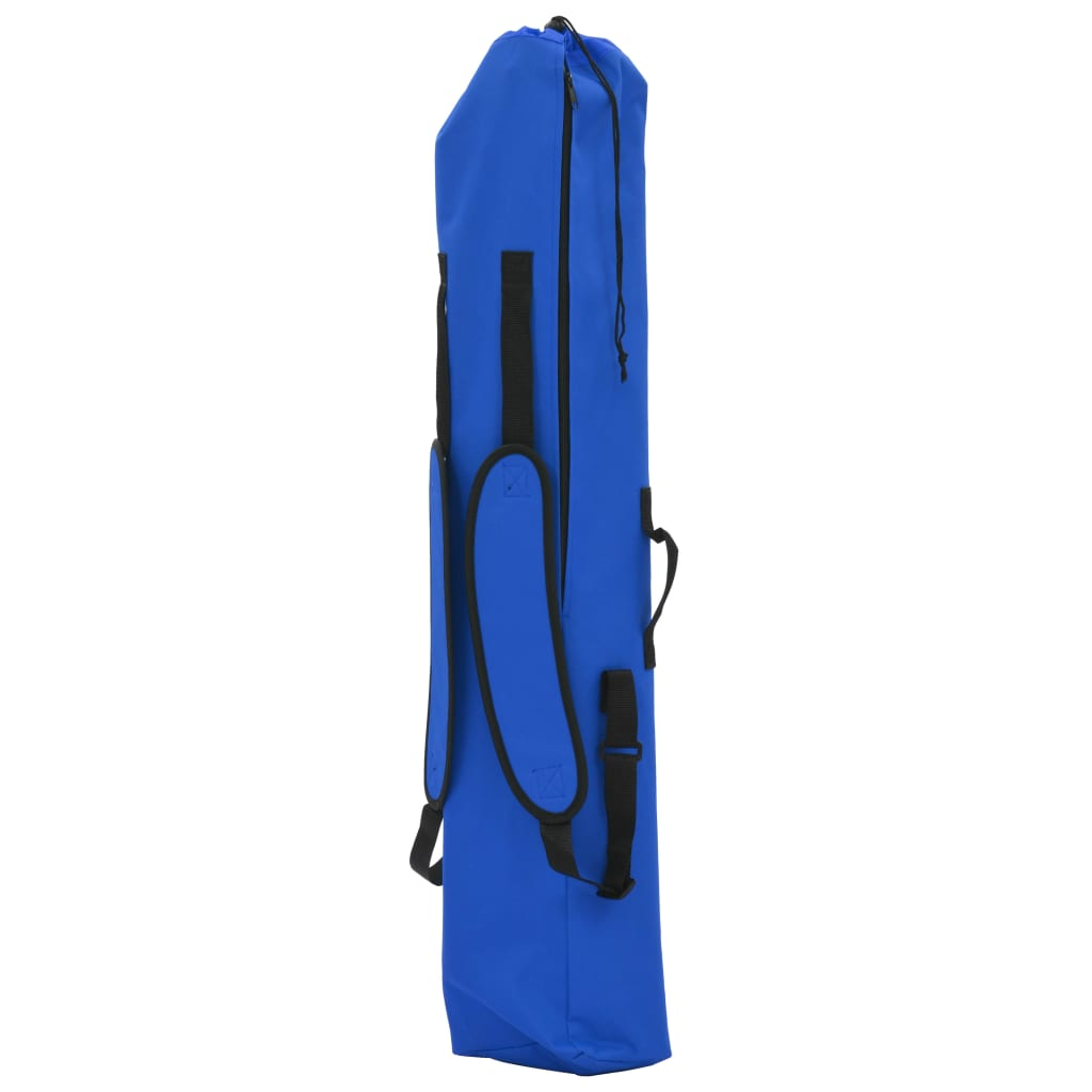 Hammock with Foldable Stand Blue 5