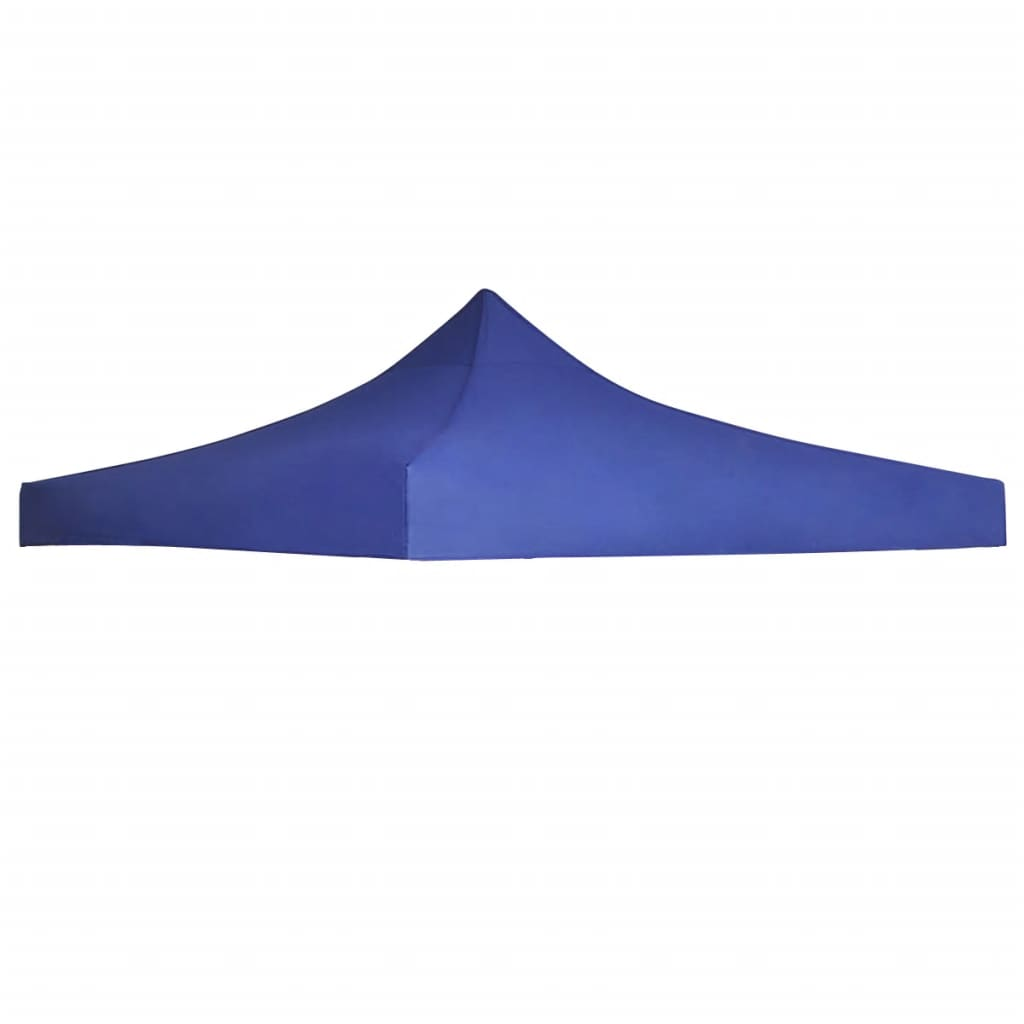 Party Tent Roof 3×3 m Blue 1
