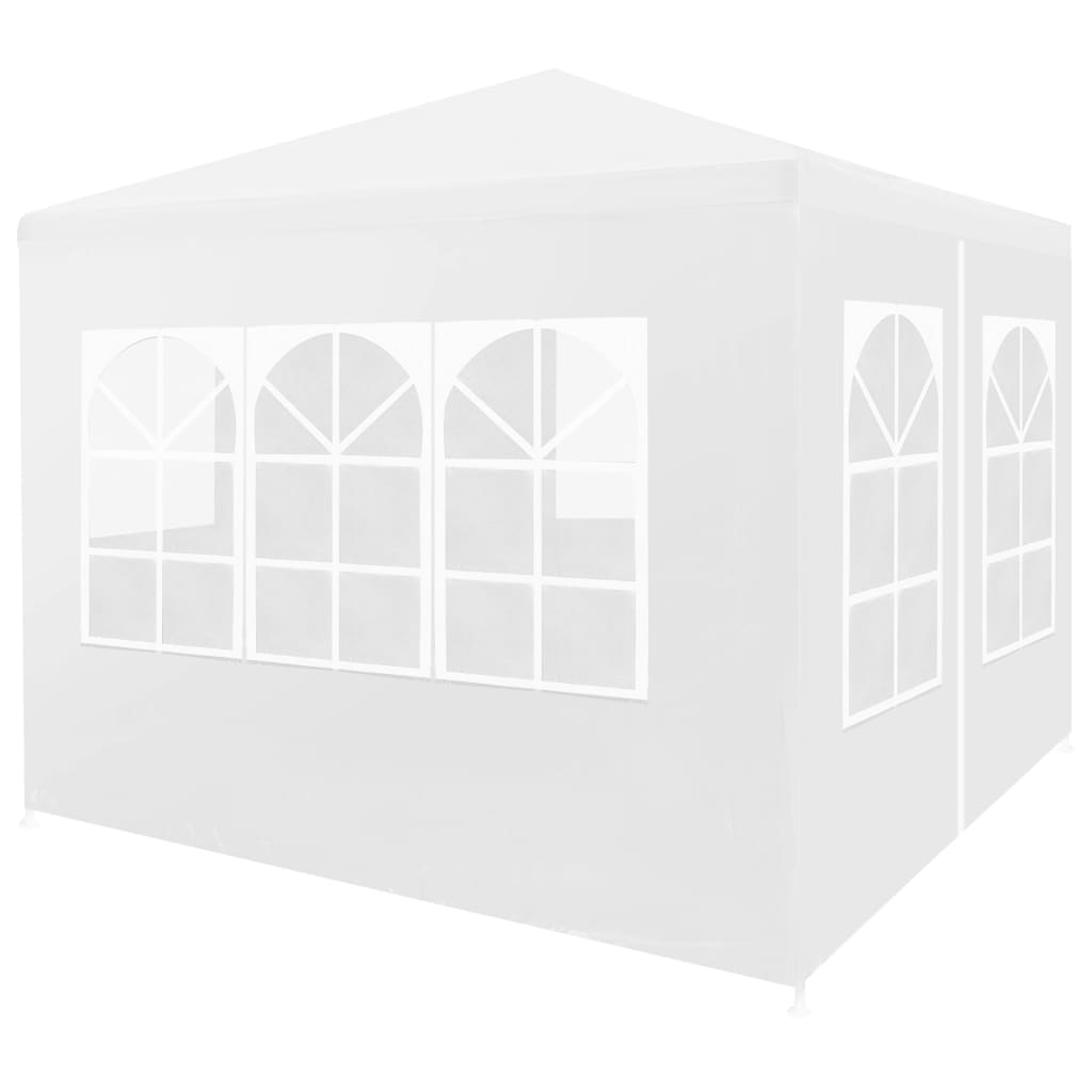 Party Tent 3×3 m White 1
