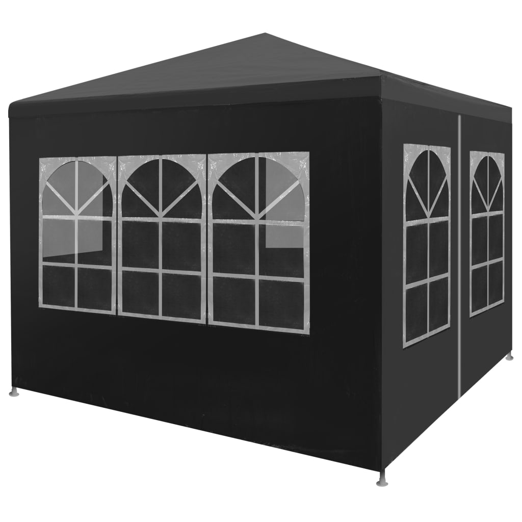 Party Tent 3×3 m Anthracite 1