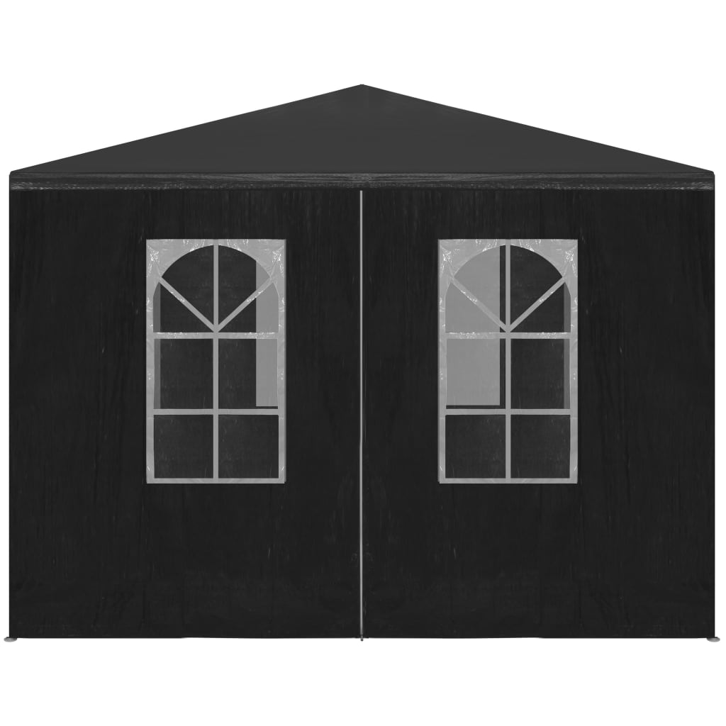 Party Tent 3×3 m Anthracite 4