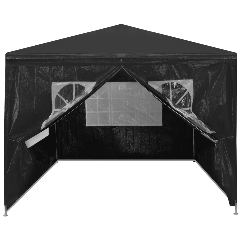 Party Tent 3×3 m Anthracite 5