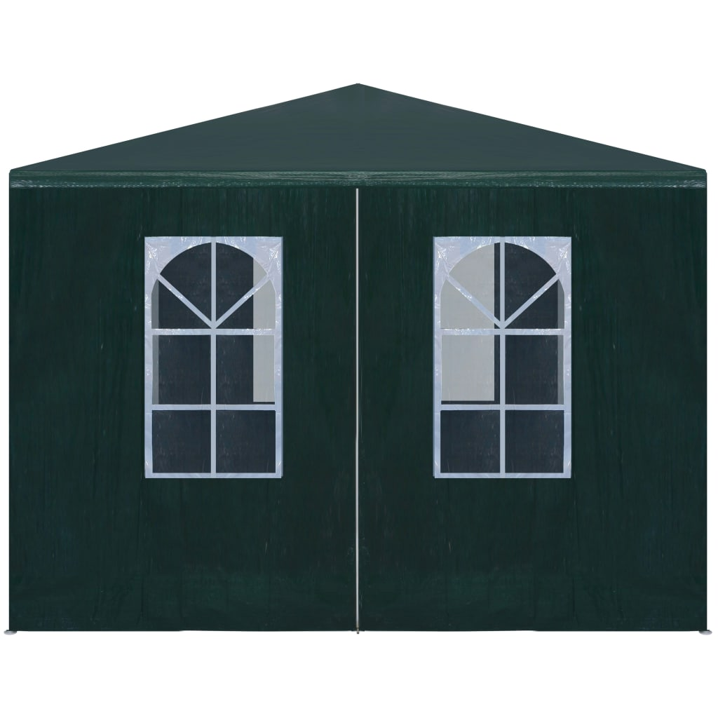 Party Tent 3×3 m Green 2