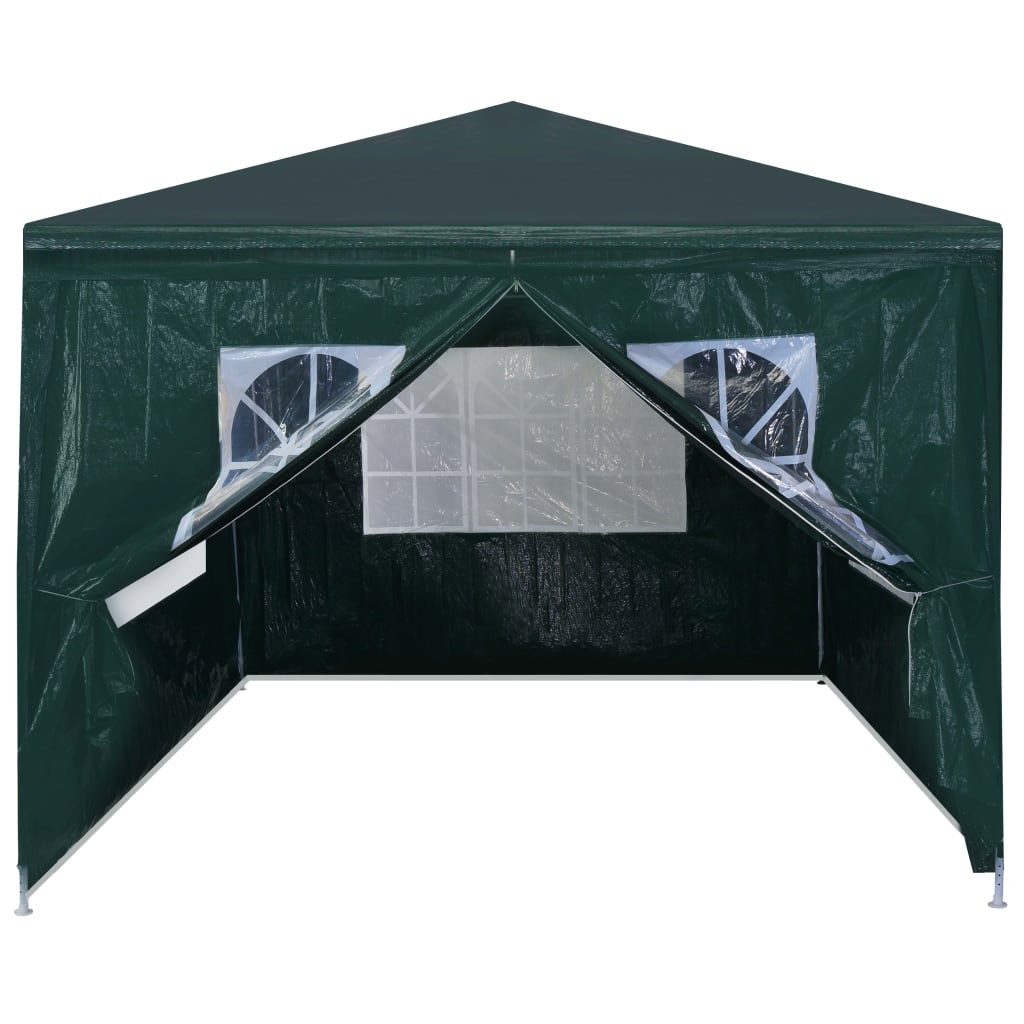 Party Tent 3×3 m Green 3