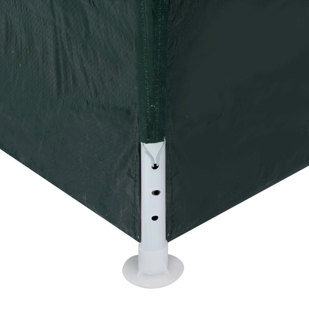 Party Tent 3×3 m Green 5