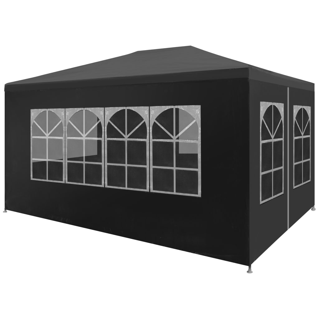 Party Tent 3×4 m Anthracite 1