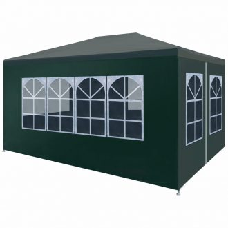 Party Tent 3×4 m Green 1
