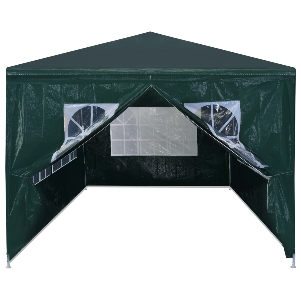 Party Tent 3×6 m Green 3