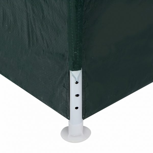 Party Tent 3×6 m Green 6