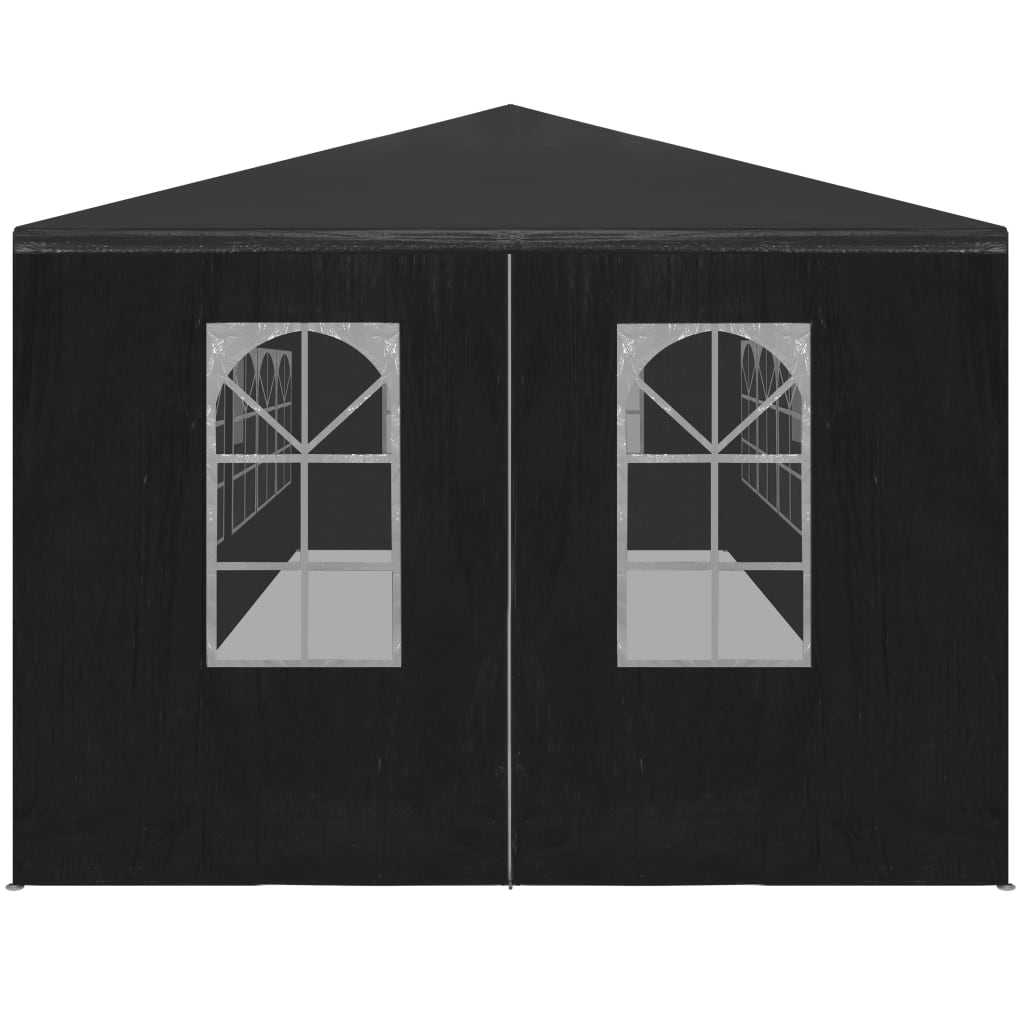Party Tent 3×9 m Anthracite 3