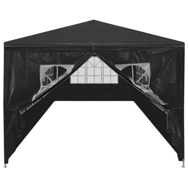 Party Tent 3×9 m Anthracite 4