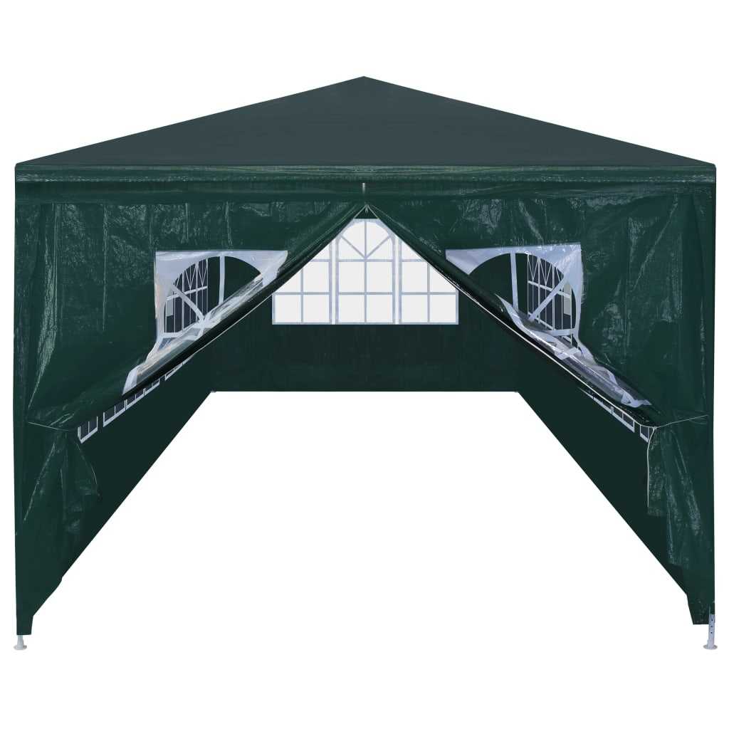 Party Tent 3×9 m Green 3
