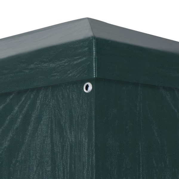 Party Tent 3×9 m Green 4
